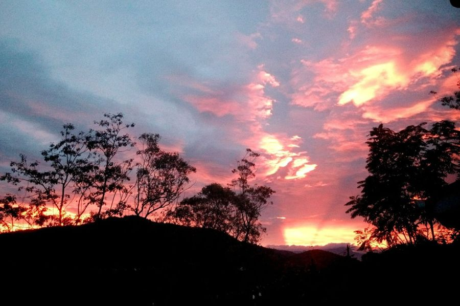 NIDE 2016 Sun Down Haggala Mountain